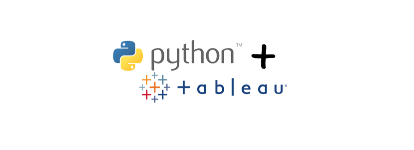 When Python & Tableau get married !
