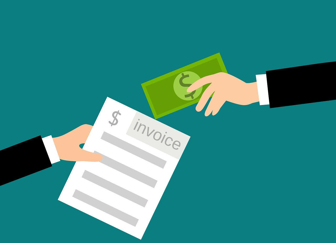 A simple invoice control carried out with Blue Prism